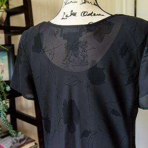Carole Little Dresses - Vintage Carole Little Floral Dress